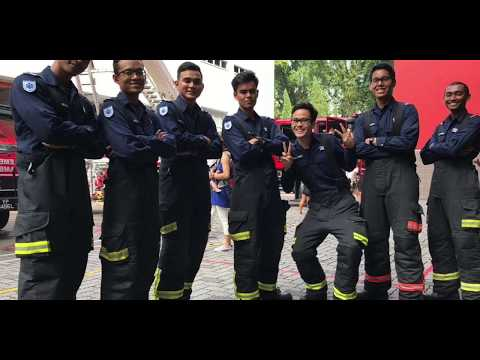 Dan'sJourney: National Service in SCDF - A life of a firefighter