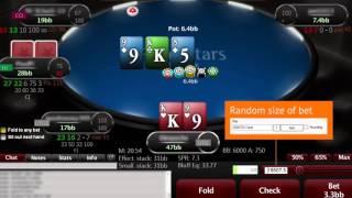 StarsHelper additional software for PokerStars
