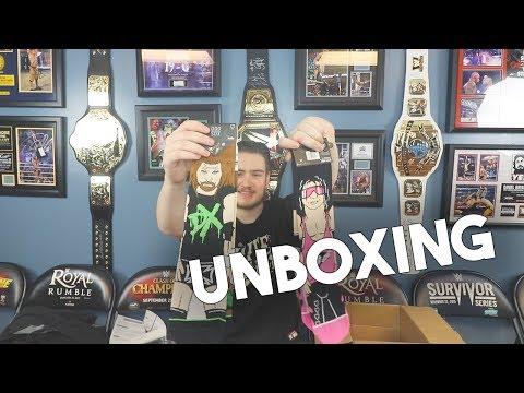 WWEShop Unboxing 5/26/17 #WWEShopChamp   Brandon Hodge Unboxing #65