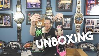 WWEShop Unboxing 5/26/17 #WWEShopChamp | Brandon Hodge Unboxing #65