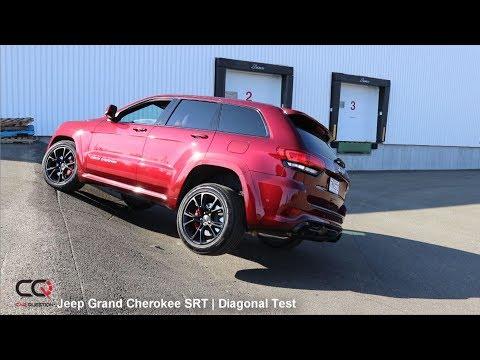 4x4 Diagonal Test : Jeep Grand Cherokee SRT | Part 3/4