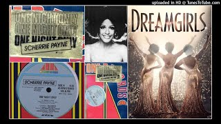 """SCHERRIE PAYNE - """"One Night Only"""" (12'' Extended Mix) 1984 Hi-NRG Disco Dance 80s 🌟💃💃💃DREAMGIRLS"""