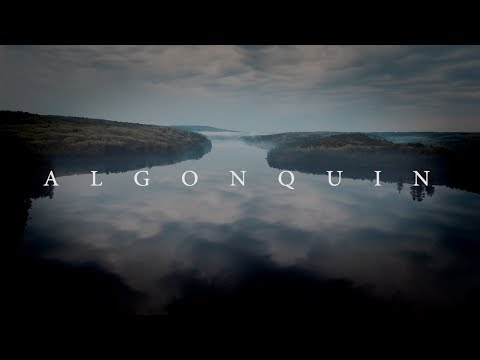 ALGONQUIN - A Short Film About Why Camping is so Important