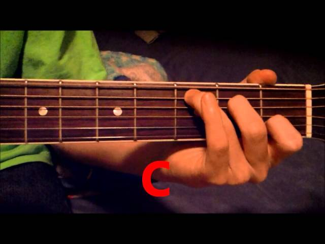 How To Play Perfect Two By Auburn Guitar Lesson 123vid