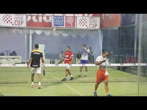 Final: Juan Restivo y Marcelo Saavedra Vs Lucas Campagnolo y Javier Valdes Fabrice Pastor Cup Chile
