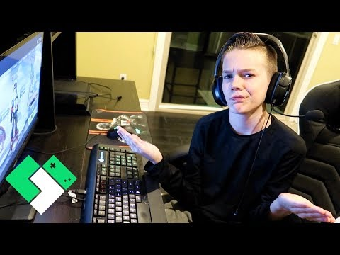 Why Doesn't He Have a PC?   Clintus.tv