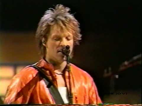 Bon Jovi -Jersey Girl (Sep 22, 2000)