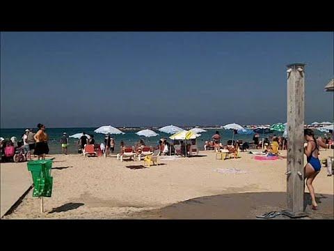 I Love The Beaches Of Netanya Israel נתניה