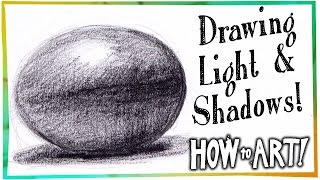 SHADING & DRAWING tips! - HTA #4