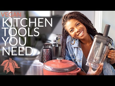 ESSENTIAL Vegan Kitchen Tools Mp3