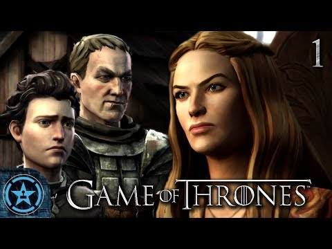 Let's Watch - Telltale Game of Thrones - Episode 1: Iron From Ice