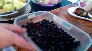 Компот из фруктов. | Compote of fruits.