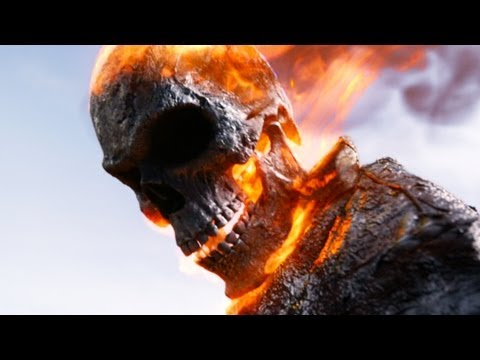 Ghost Rider 2 Trailer 2012 - Spirit of Vengeance Movie Trailer 2 - Official [HD]
