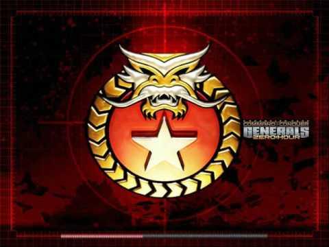 Command & Conquer Generals Soundtrack China