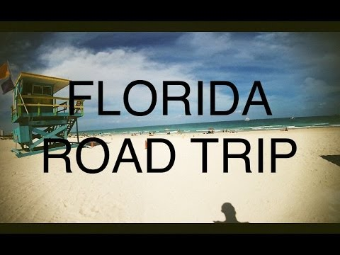 ROAD TRIP FLORIDA (Keys, Everglades, Miami)