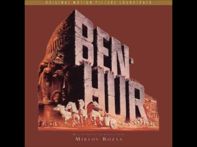 Ben Hur - OST Part 1