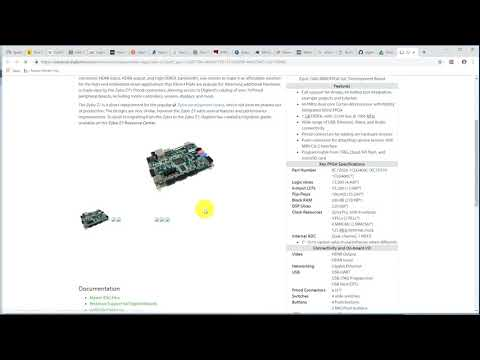 Xilinx ZYBO Blink LED Tutorial by EuMatBa