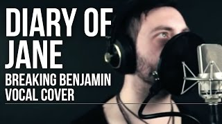 Rob Marconi - The Diary Of Jane (Breaking Benjamin) vocal cover