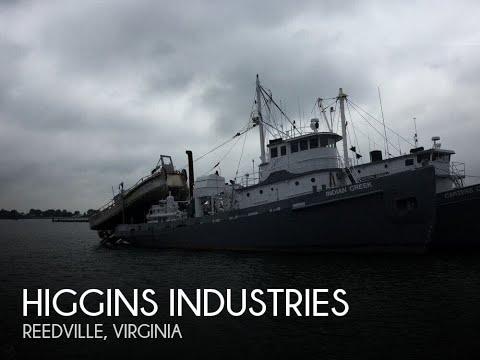 Used 1953 Higgins Industries 100 for sale in Reedville, Virginia