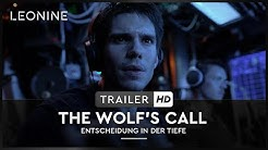 THE WOLF'S CALL - ENTSCHEIDUNG IN DER TIEFE | Trailer | Deutsch | offiziell | HD | Ab 7. November