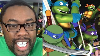 TMNT CROSSOVER! 80s Ninja Turtles x Nick TMNT - Sun Mar 27