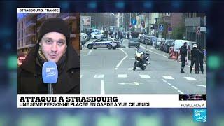 Attaque à Strasbourg : fin de l