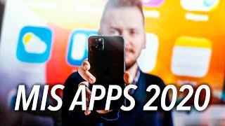 ¿Qué apps tengo en mi iPhone 11 Pro? Mis apps favoritas 2020