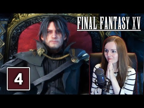 THE TRUE FFXV ENDING | Final Fantasy XV Episode Ignis Ending Gameplay Walkthrough Part 4