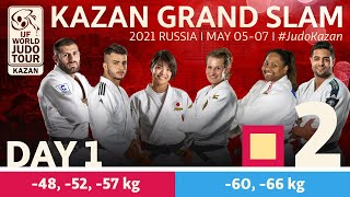 Day 1 - Tatami 2: Kazan Grand Slam 2021