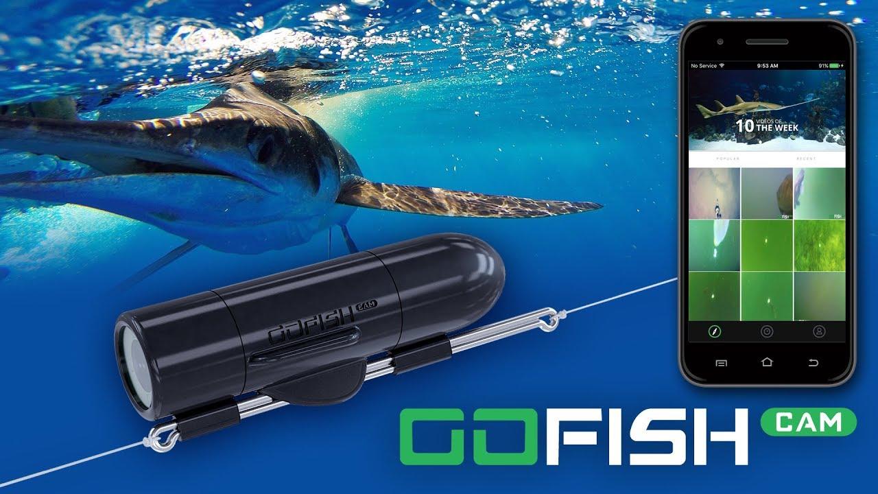Gofish Cam Hd Fishing Action Camera