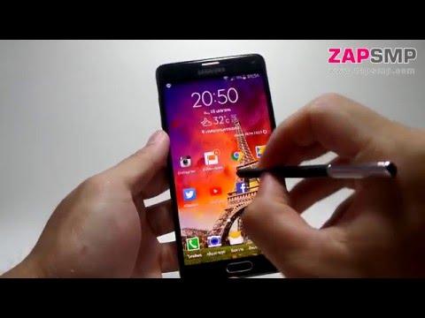 Review Galaxy Note4 : Lollipop 5.0 ความรู้สึก