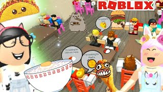ROBLOX: WE CREATE, HIRE, WORK et LAUGH IN THIS GAME!! (Restaurant Tycoon)