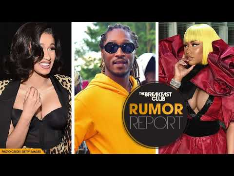 """Nicki Minaj Began Cardi B Feud After Reportedly Forcing Future To Drop From """"Drip """""""
