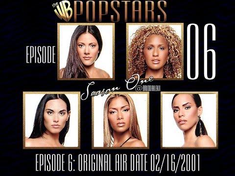 Popstars  Eden's Crush Top Ten & Chosen Five 06