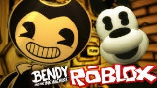 roblox  bendy and the ink machine