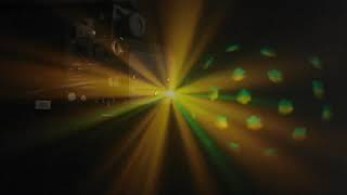 Chauvet OBSESSION LED 2.0 Colour DMX Gobo Lighting