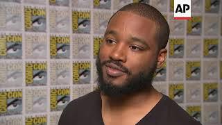 Ryan Coogler to write, direct 'Black Panther' sequel