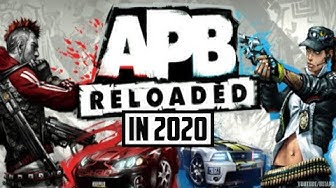 APB Reloaded in 2020 - PC Gameplay