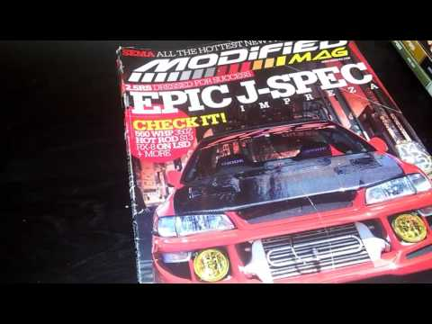 SUPER STREET CAR COLLECTION OLD SCHOOL MAGAZINES