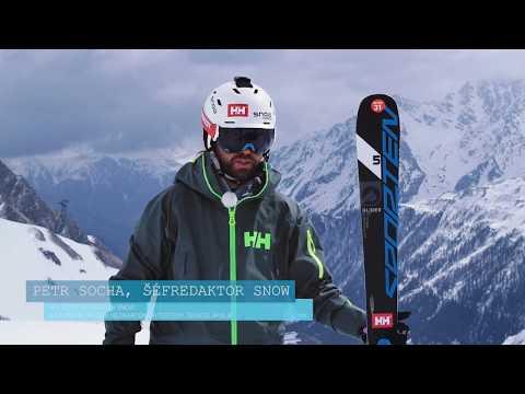 Test lyží Sporten