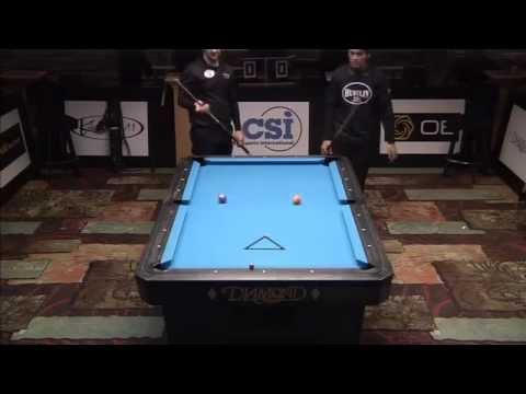 2015 USBTC 8-Ball: Jayson Shaw vs Jeffrey Ignacio