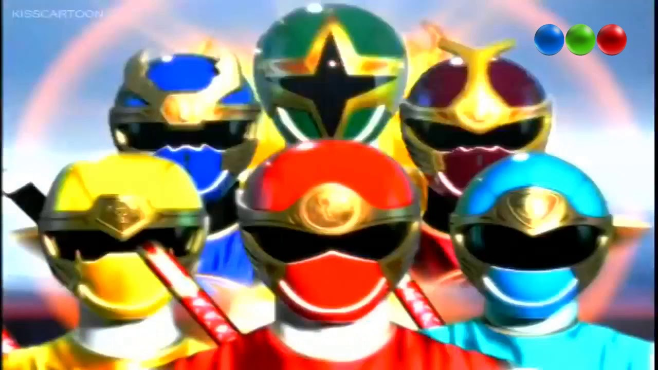 Power Rangers Rpm Kisscartoon