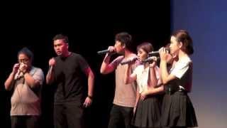 香港兆基創意書院 a cappella 無伴奏合唱 7天工作