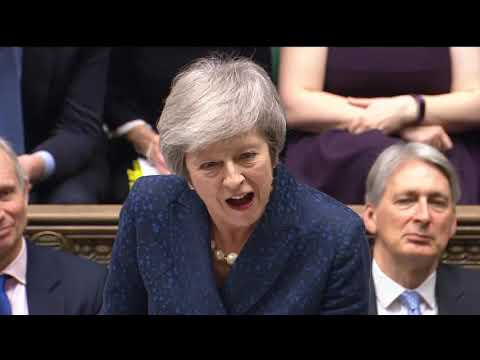 Prime Minister's Questions: 12 December 2018