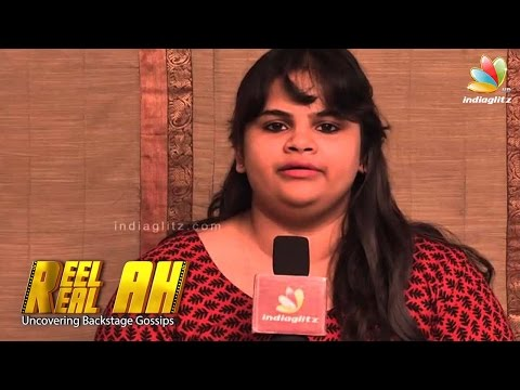 Vidyullekha Raman loses her passport in Vienna | Reelah Realah Interview