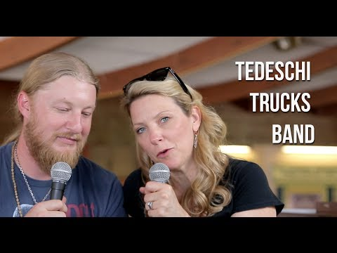 Tedeschi Trucks Band Talk About Their Future