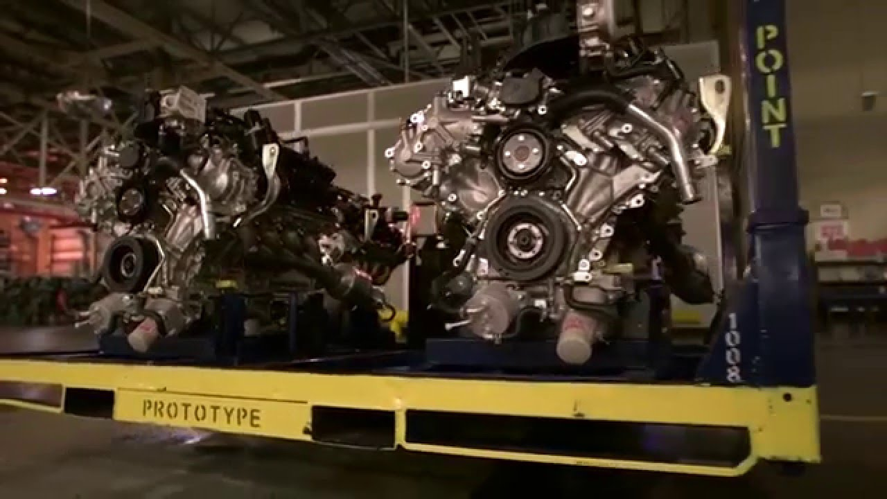 Nissan Train Embly Plant In Decherd Tennesse Automototv You
