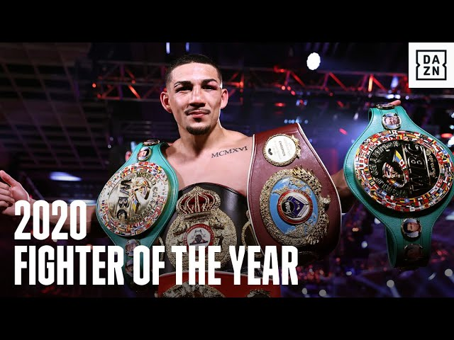 Who Is The 2020 Fighter Of The Year?