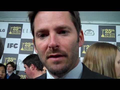 """Crazy Heart"" director Scott Cooper at the 2010 Independent Spirit Awards"