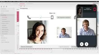 TeleCare - Echtzeit-Ferneinstellung aus Connexx